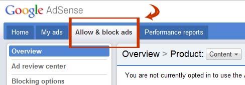 блокировать рекламу гугл
